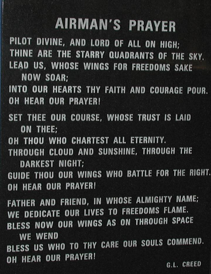 Airman's Prayer